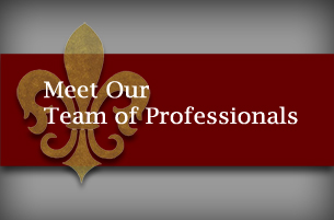 Meet Our Team of Professionals